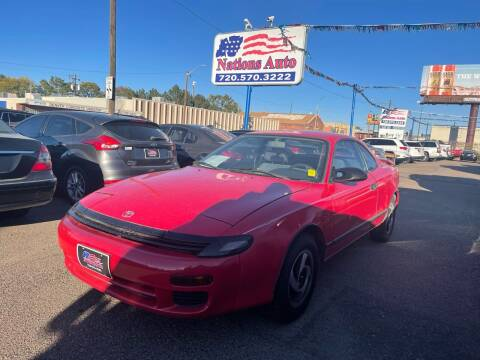 1993 Toyota Celica for sale at Nations Auto Inc. II in Denver CO