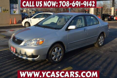 2008 Toyota Corolla for sale at Your Choice Autos - Crestwood in Crestwood IL