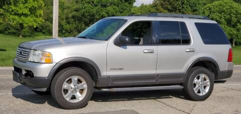 2005 Ford Explorer for sale at Superior Auto Sales in Miamisburg OH