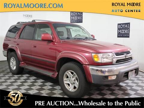 2002 Toyota 4Runner for sale at Royal Moore Custom Finance in Hillsboro OR