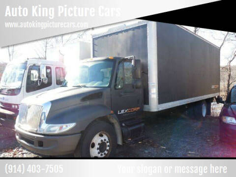 2004 International 4300 for sale at Auto King Picture Cars - Rental in Westchester County NY