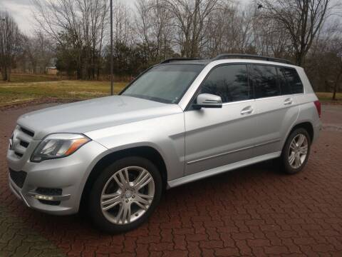 2014 Mercedes-Benz GLK for sale at CARS PLUS in Fayetteville TN