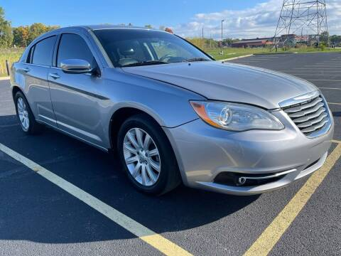2013 Chrysler 200 for sale at Quality Motors Inc in Indianapolis IN