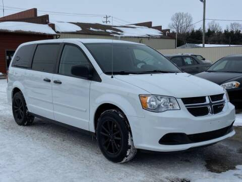 2014 Dodge Grand Caravan for sale at Miller Auto Sales in Saint Louis MI