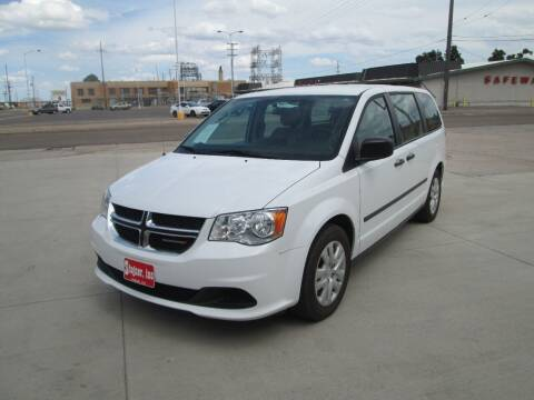 2015 Dodge Grand Caravan for sale at Stagner INC in Lamar CO