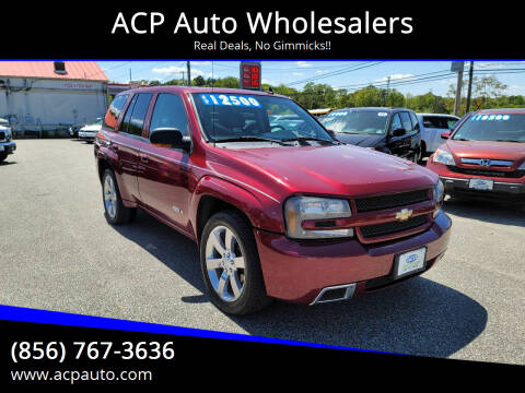 2007 Chevrolet TrailBlazer for sale at ACP Auto Wholesalers in Berlin NJ