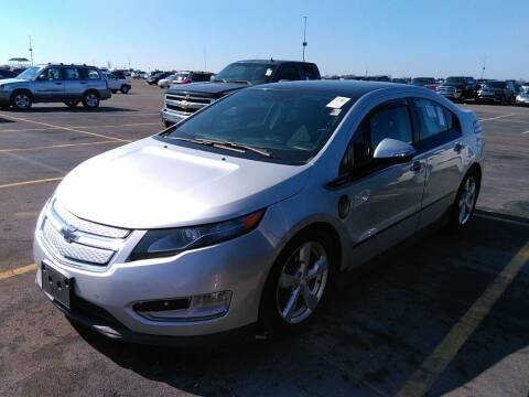 2012 Chevrolet Volt for sale at Cj king of car loans/JJ's Best Auto Sales in Troy MI