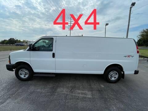 2013 Chevrolet Express Cargo for sale at MYLENBUSCH AUTO SOURCE in O'Fallon MO