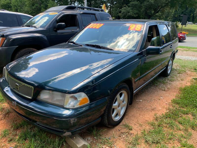 1998 Volvo V70 for sale in Siler City, NC