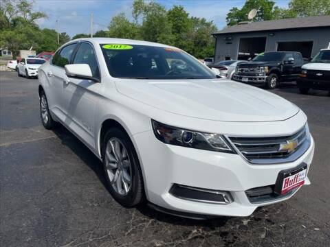 2017 Chevrolet Impala for sale at HUFF AUTO GROUP in Jackson MI