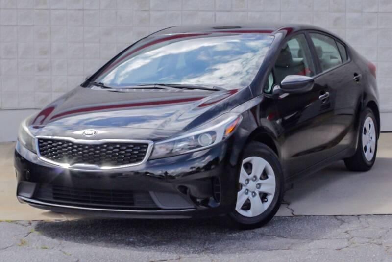 2018 Kia Forte for sale at Cannon Auto Sales in Newberry SC