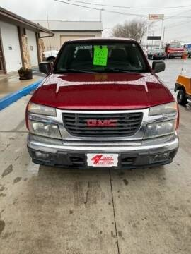 2004 GMC Canyon for sale at Four Guys Auto in Cedar Rapids IA