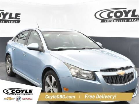 2011 Chevrolet Cruze for sale at COYLE GM - COYLE NISSAN - New Inventory in Clarksville IN