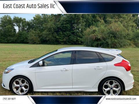 2014 Ford Focus for sale at East Coast Auto Sales llc in Virginia Beach VA
