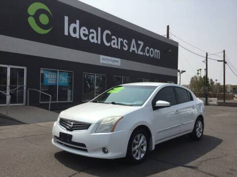 2011 Nissan Sentra for sale at Ideal Cars Broadway in Mesa AZ