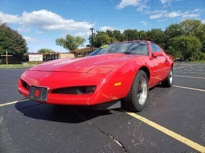 1992 Pontiac Firebird for sale at Affordable Auto Sales of Kenosha in Kenosha WI