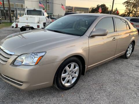 2006 Toyota Avalon for sale at FAIR DEAL AUTO SALES INC in Houston TX
