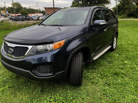 2013 Kia Sorento for sale at Cleveland Avenue Autoworks in Columbus OH