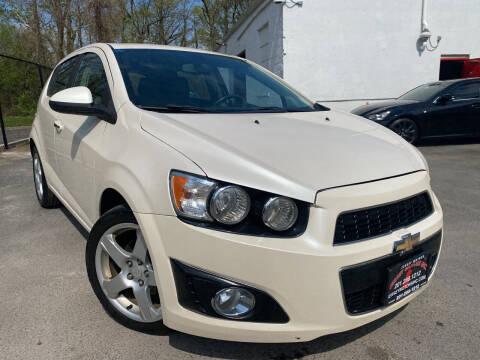 2015 Chevrolet Sonic for sale at JerseyMotorsInc.com in Teterboro NJ