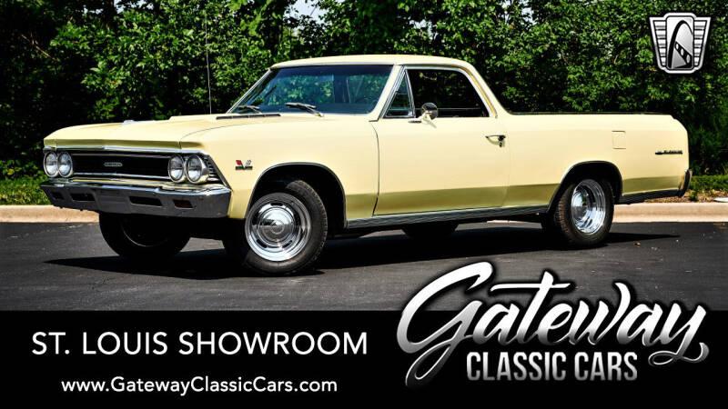 1966 Chevrolet El Camino for sale in O'Fallon, IL