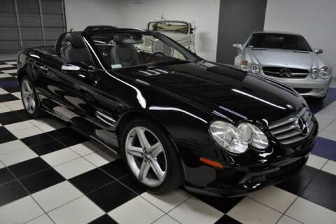 2005 Mercedes-Benz SL-Class for sale at Podium Auto Sales Inc in Pompano Beach FL