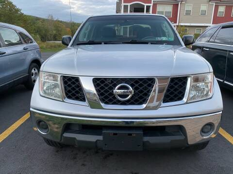 2005 Nissan Frontier for sale at GMG AUTO SALES in Scranton PA