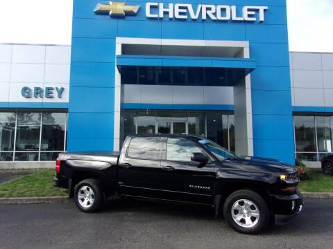 2018 Chevrolet Silverado 1500 for sale at Grey Chevrolet, Inc. in Port Orchard WA