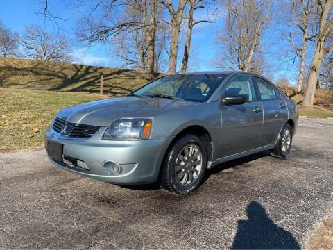 2008 Mitsubishi Galant for sale at Moundbuilders Motor Group in Heath OH