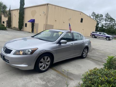 2008 Honda Accord for sale at Lenherr Auto Sales in Wilmington NC