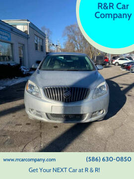 2013 Buick Verano for sale at R&R Car Company in Mount Clemens MI
