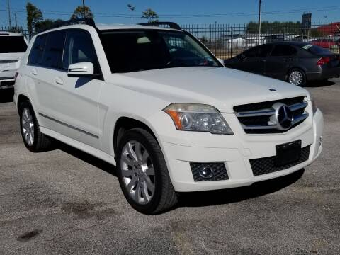 2011 Mercedes-Benz GLK for sale at Ace Automotive in Houston TX