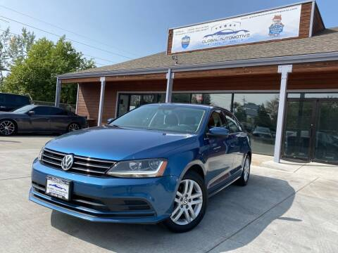 2017 Volkswagen Jetta for sale at Global Automotive Imports in Denver CO