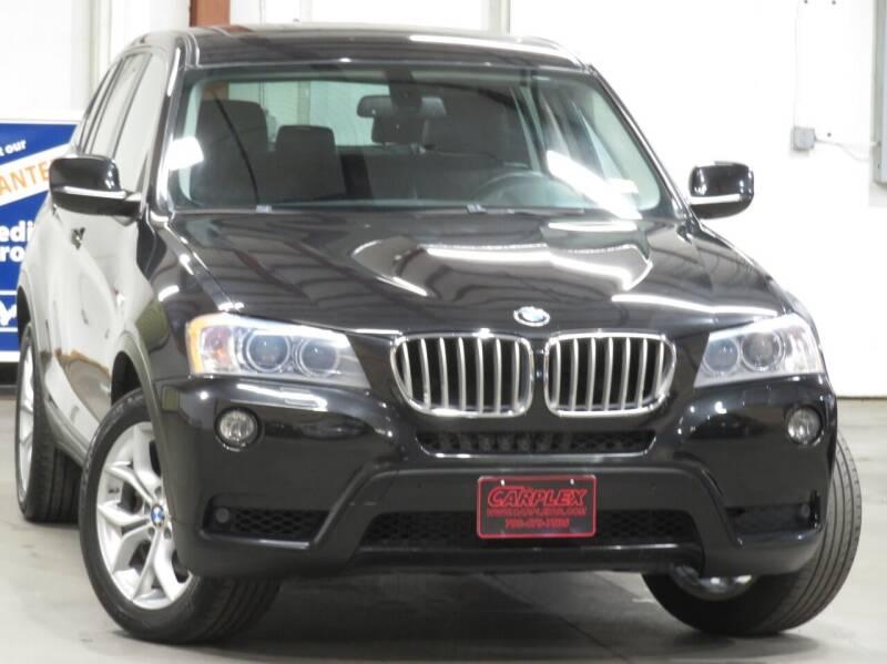 2011 BMW X3 for sale at CarPlex in Manassas VA