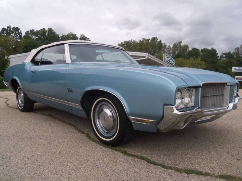 1971 Oldsmobile Cutlass Supreme for sale in Jefferson, WI