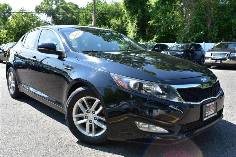 2012 Kia Optima for sale at Mr. Car City in Brentwood MD