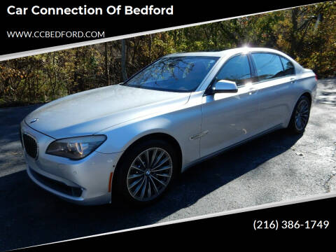 2009 BMW 7 Series for sale at Car Connection of Bedford in Bedford OH