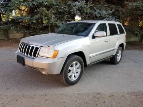 2009 Jeep Grand Cherokee for sale at KHAN'S AUTO LLC in Worland WY