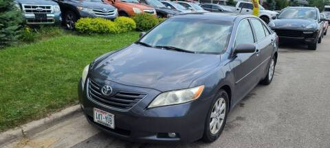 2009 Toyota Camry for sale at Steve's Auto Sales in Madison WI