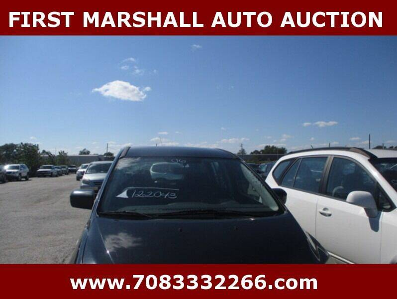 2006 Mazda MAZDA5 for sale at First Marshall Auto Auction in Harvey IL