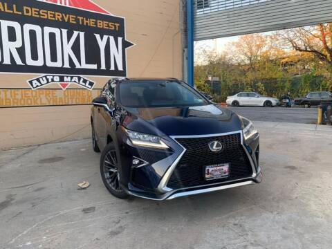 2017 Lexus RX 350 for sale at Excellence Auto Trade 1 Corp in Brooklyn NY