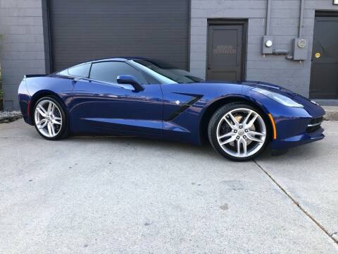 2016 Chevrolet Corvette for sale at Adrenaline Motorsports Inc. in Saginaw MI