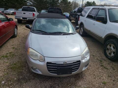 2005 Chrysler Sebring for sale at Craig Auto Sales in Omro WI
