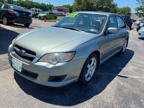 2009 Subaru Legacy for sale at McNamara Auto Sales - Kenneth Road Lot in York PA