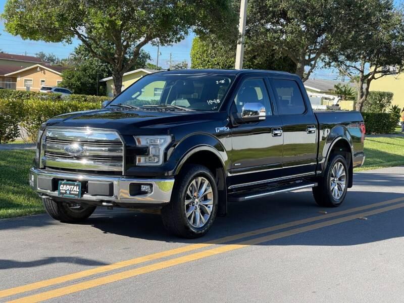 2016 Ford F-150 for sale at GTR Motors in Davie FL