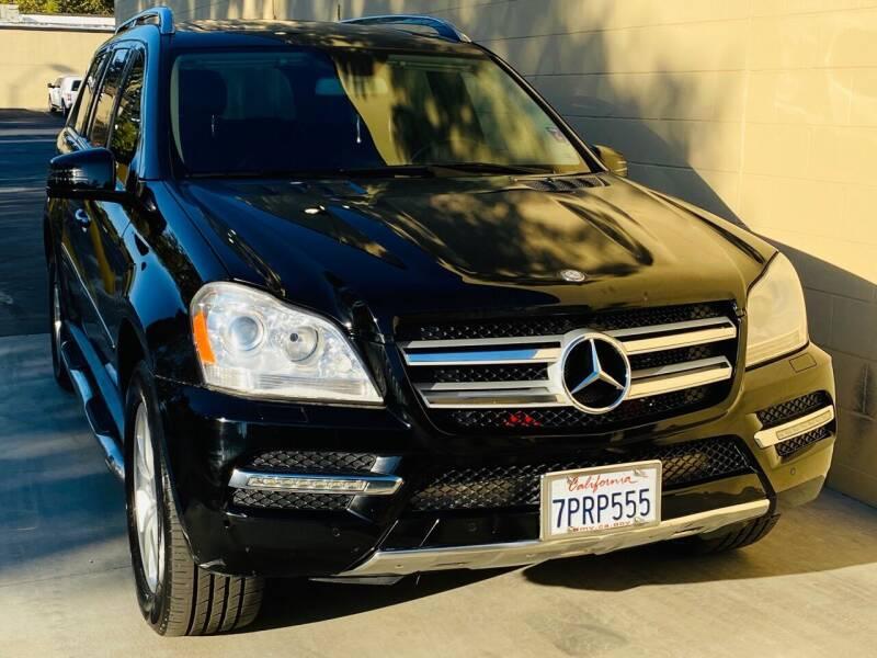 2012 Mercedes-Benz GL-Class for sale at Auto Zoom 916 in Rancho Cordova CA