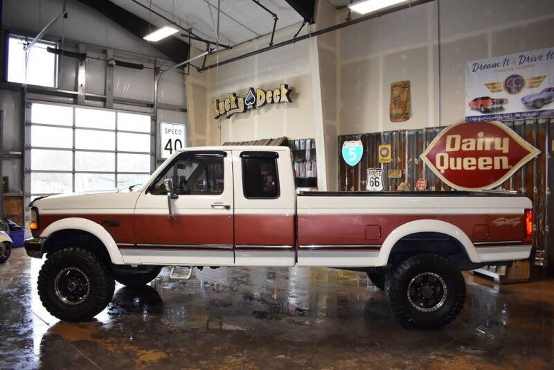 1994 Ford F-250 for sale at Cool Classic Rides in Redmond OR