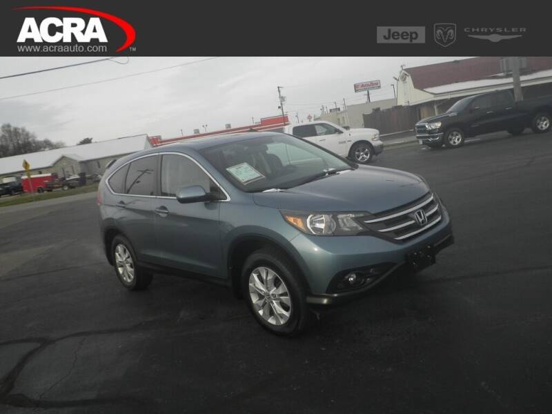 2014 Honda CR-V for sale at BuyRight Auto in Greensburg IN
