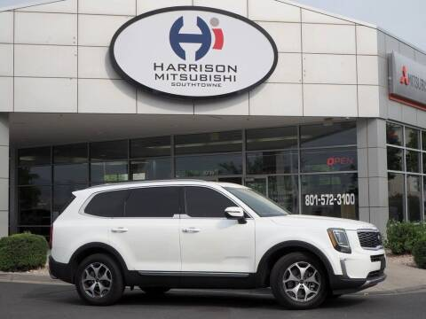 2020 Kia Telluride for sale at Harrison Imports in Sandy UT