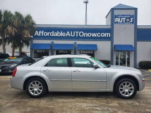 2007 Chrysler 300 for sale at Affordable Autos in Houma LA