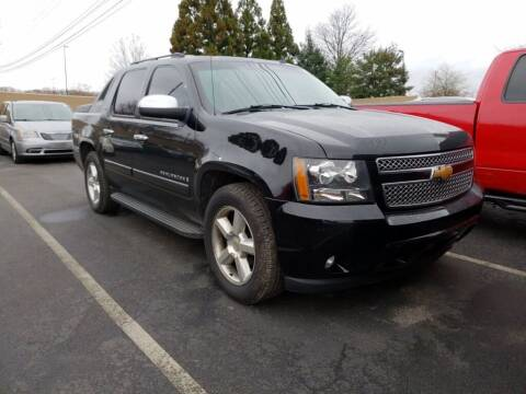 2007 Chevrolet Avalanche for sale at Auto Solutions in Maryville TN